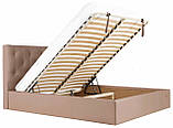 Кровать Richman Бристоль VIP 120 х 190 см Флай 2213 С дополнительной металлической цельносварной рамой, фото 7
