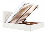 Кровать Richman Бристоль VIP 140 х 190 см Флай 2200 С дополнительной металлической цельносварной рамой Белая, фото 7