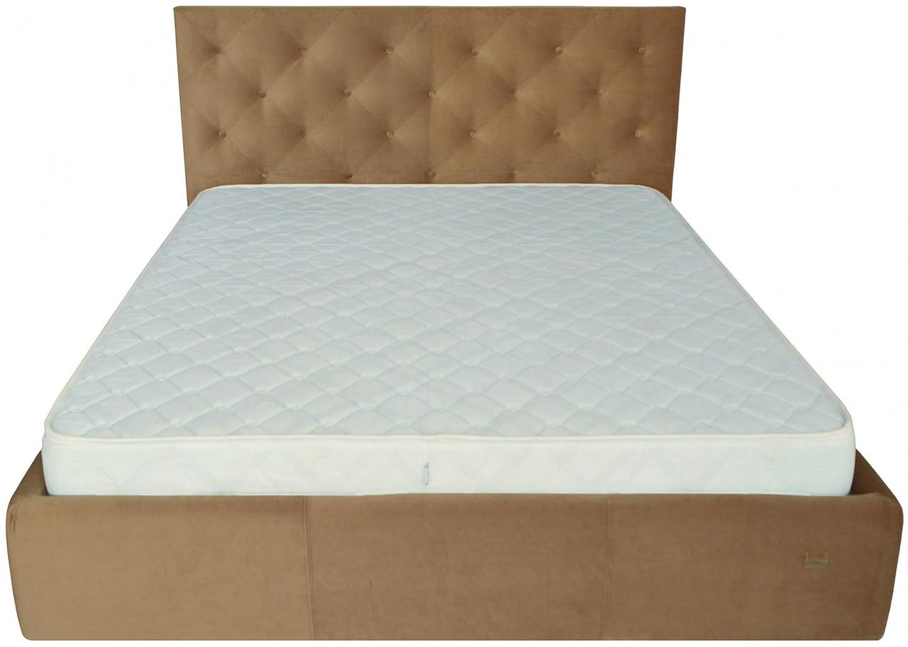 Кровать Richman Бристоль VIP 140 х 200 см Missoni 004 С дополнительной металлической цельносварной рамой