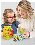 Мега Блокс Конструктор 120 деталей Mega Bloks Build and Learn Math Building Set, фото 8