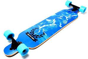 Скейтборд Лонгборд Freeriding Eagle (SD)