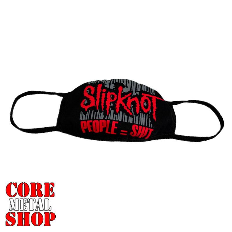 Маска многоразовая Slipknot - People Shit
