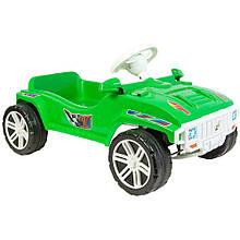 Машина педальная Orion Зеленая SKL11-180751
