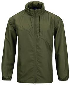 Оригинал Тактическая компактная ветровка Propper Packable Unlined Wind Jacket F5434 Large, Олива (Olive)