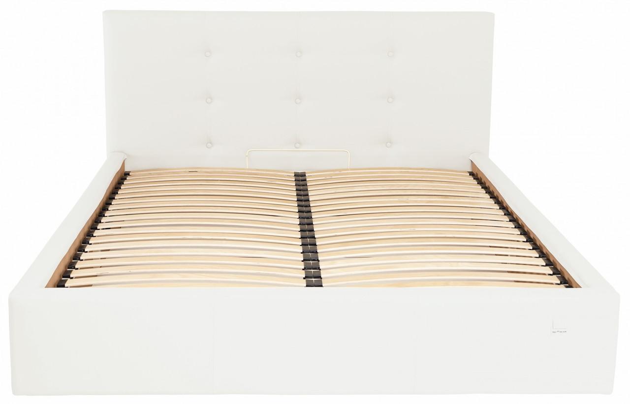 Кровать Manchester VIP 120 х 190 см Fly 2200 С дополнительной металлической цельносварной рамой Белая