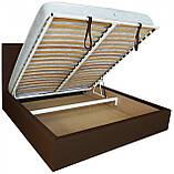 Кровать Richman Санам VIP 120 х 190 см Флай 2231 A1 С дополнительной металлической цельносварной рамой, фото 4