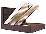 Кровать Двуспальная Richman Виндзор VIP 160 х 200 см Флай 2231 С дополнительной металлической цельносварной, фото 7