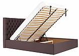 Кровать Двуспальная Cambridge VIP 160 х 190 см Флай 2231 С дополнительной металлической цельносварной рамой, фото 8