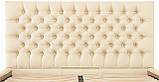 Кровать Двуспальная Richman Кембридж VIP 160 х 200 см Флай 2207 С дополнительной металлической цельносварной, фото 5