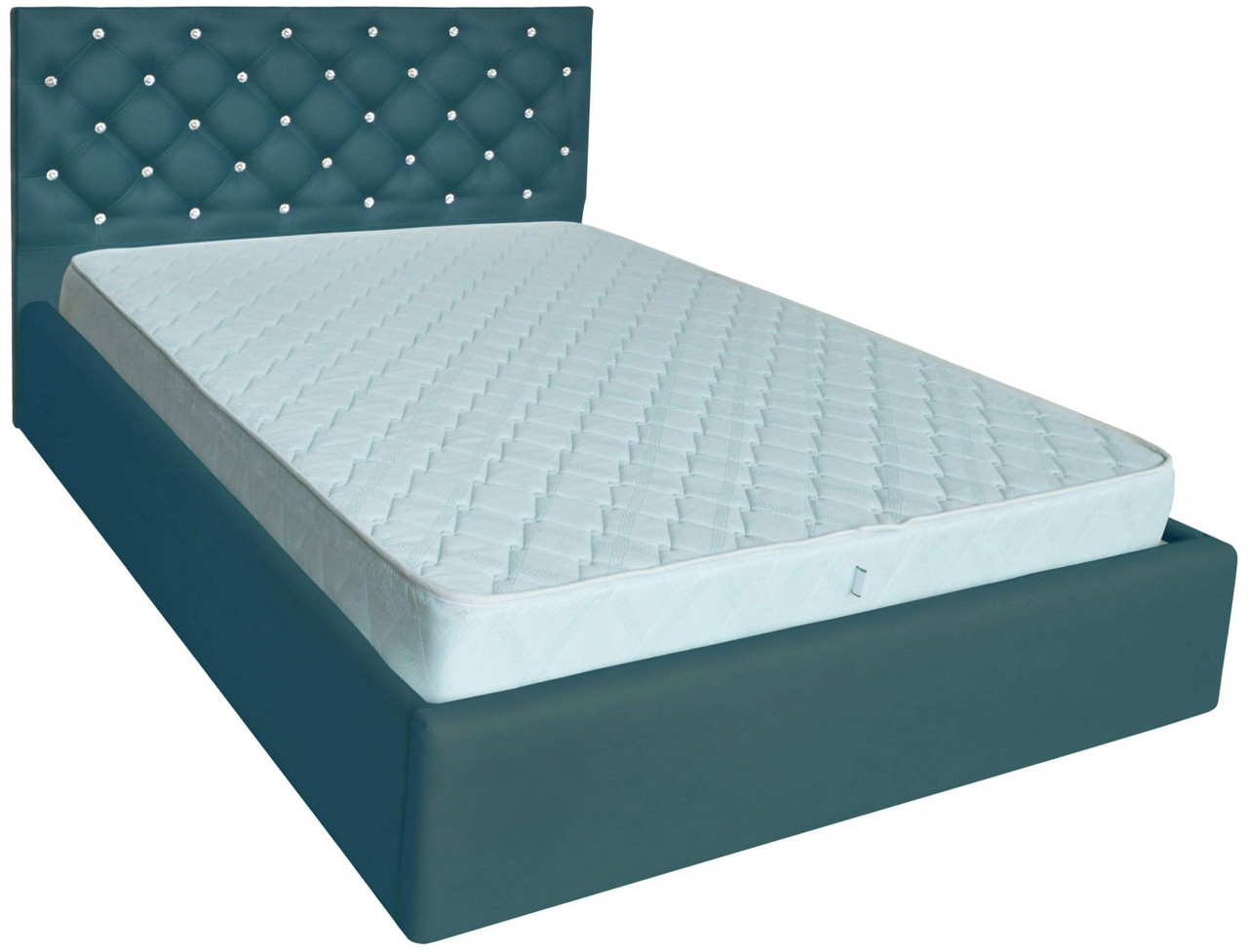 Кровать Двуспальная Richman Ковентри VIP 180 х 190 см Флай 2215 С дополнительной металлической цельносварной