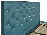 Кровать Двуспальная Richman Ковентри VIP 180 х 190 см Флай 2215 С дополнительной металлической цельносварной, фото 3