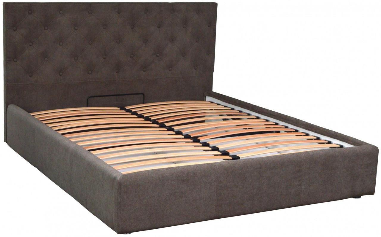 Кровать Двуспальная Richman Ковентри VIP 180 х 200 см Miss 08 С дополнительной металлической цельносварной
