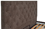Кровать Двуспальная Richman Ковентри VIP 180 х 200 см Miss 08 С дополнительной металлической цельносварной, фото 2