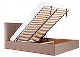 Кровать Двуспальная Richman Манчестер VIP 180 х 190 см Флай 2213 С дополнительной металлической цельносварной, фото 7