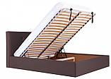 Кровать Двуспальная Richman Манчестер VIP 180 х 200 см Флай 2231 С дополнительной металлической цельносварной, фото 7