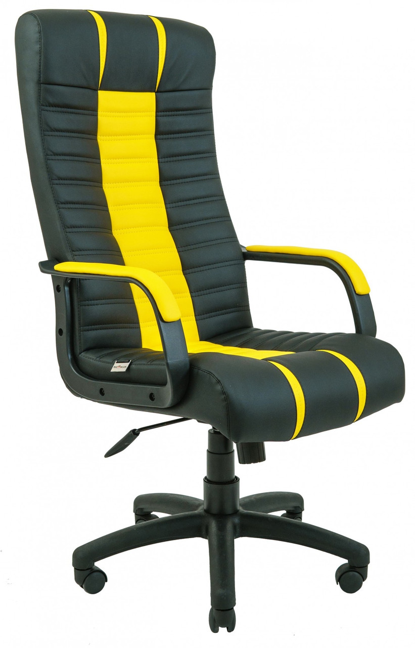 Офисное Кресло Руководителя Richman Атлант Madrit 9100-Флай 2240 Подлокотник Рич Пластик М2 AnyFix