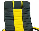 Офисное Кресло Руководителя Richman Атлант Madrit 9100-Флай 2240 Подлокотник Рич Пластик М2 AnyFix, фото 5