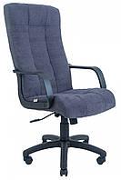 Офисное Кресло Руководителя Richman Атлант Мисти Dark Grey Пластик М3 MultiBlock Темно-серое