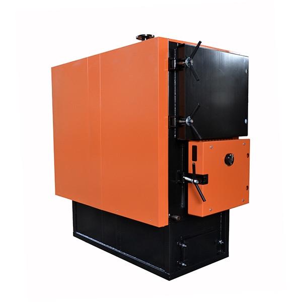 Стальные твердотопливные котлы с ручной загрузкой топлива Lika серии КВТ 150 кВт (ЛИКА)