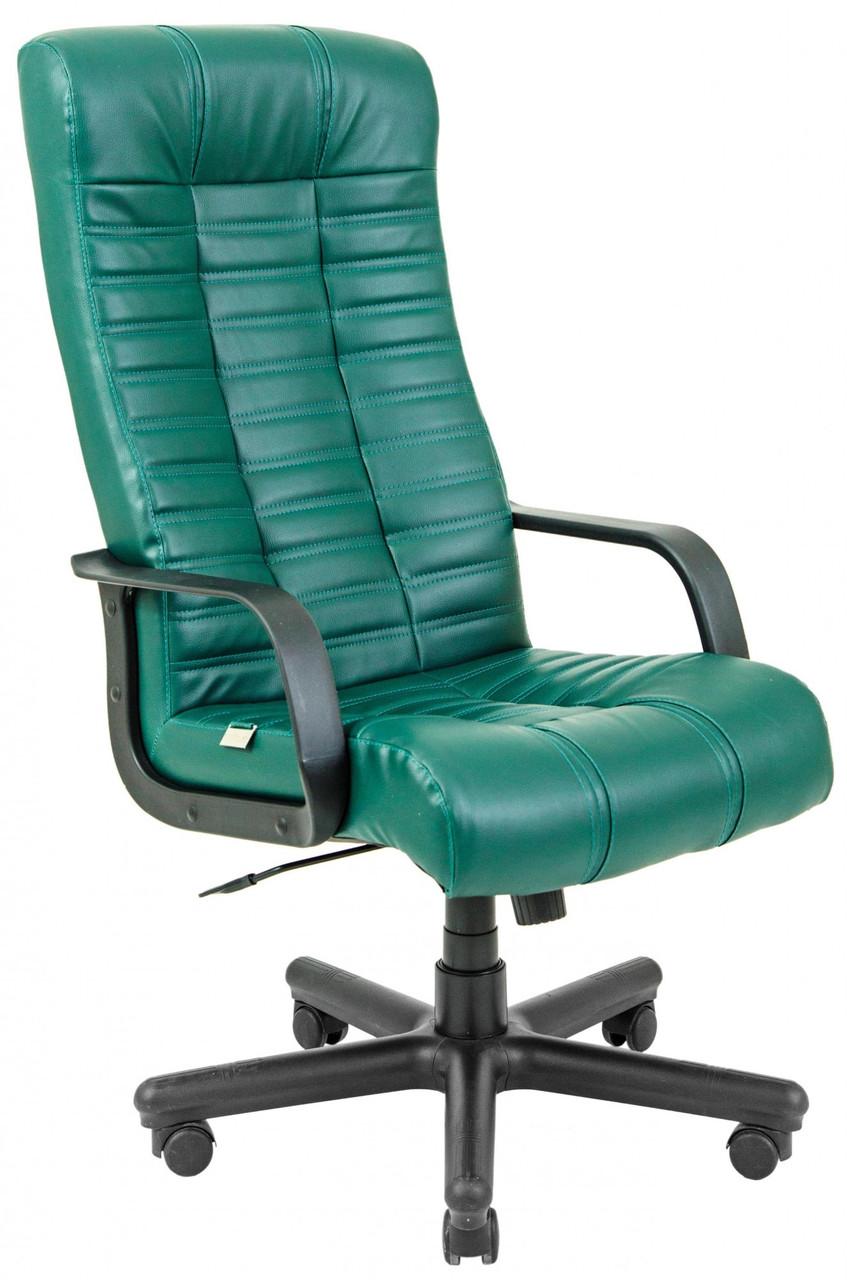 Офісне Крісло Керівника Richman Атлант Флай 2226 Пластик М1 Tilt Зелене