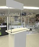 Защитный экран из пластика, фото 6