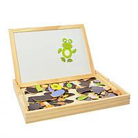 Деревянная игрушка Набор первоклассника MD2083 (B)