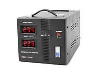 Стабилизатор напряжения сервоприводный Logic Power LPH-3000SD 1800Вт