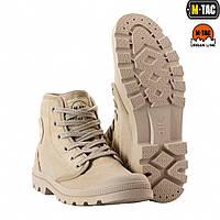 Кеды мужские тактические M-TAC, тактическая обувь, обувь M-TAC, взуття тактичне чоловіче, кеди чоловічі KHAKI