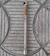 Ключ торцевий односторонній, оцинкований 12 мм, фото 1