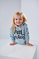 Детский свитшот GS Иксия 4404 на девочку 4-7 лет
