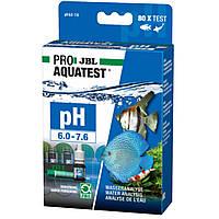 Тест JBL PROAQUATEST pH 6.0-7.6 Test для измерения рН воды
