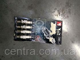 Свеча зажигания ЭЗ А-17ДВРМ ВАЗ зазор 0.7 (компл. 4 шт. блистер) (без упаковки)(пр-во Энгельс) А-17ДВРМ
