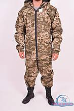 Костюм мужской (расцветка пиксель) на флисе костюм Размер:50