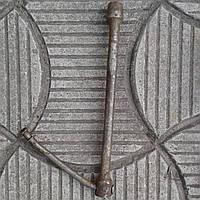 Ключ торцевий односторонній 12 мм з комірчиком