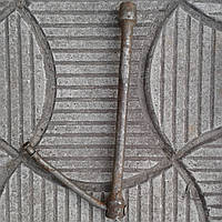 Ключ торцевой односторонний 12 мм с воротком