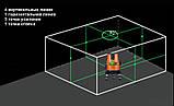 Лазерный уровень нивелир Zokoun, фото 5