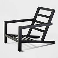 """Кресло """"Ланет"""", кресло лофт, мягкое кресло, кресло для дома, офиса, кафе, кресло на металлическом каркасе,"""