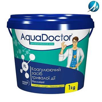 Коагулирующее средство в гранулах AquaDoctor FL, 1 кг