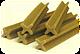 Дента Стикс Denta Sticks палочки для чистки зубов у собак 77 г (3 шт) Премиум. Pedigree Педигри, фото 2