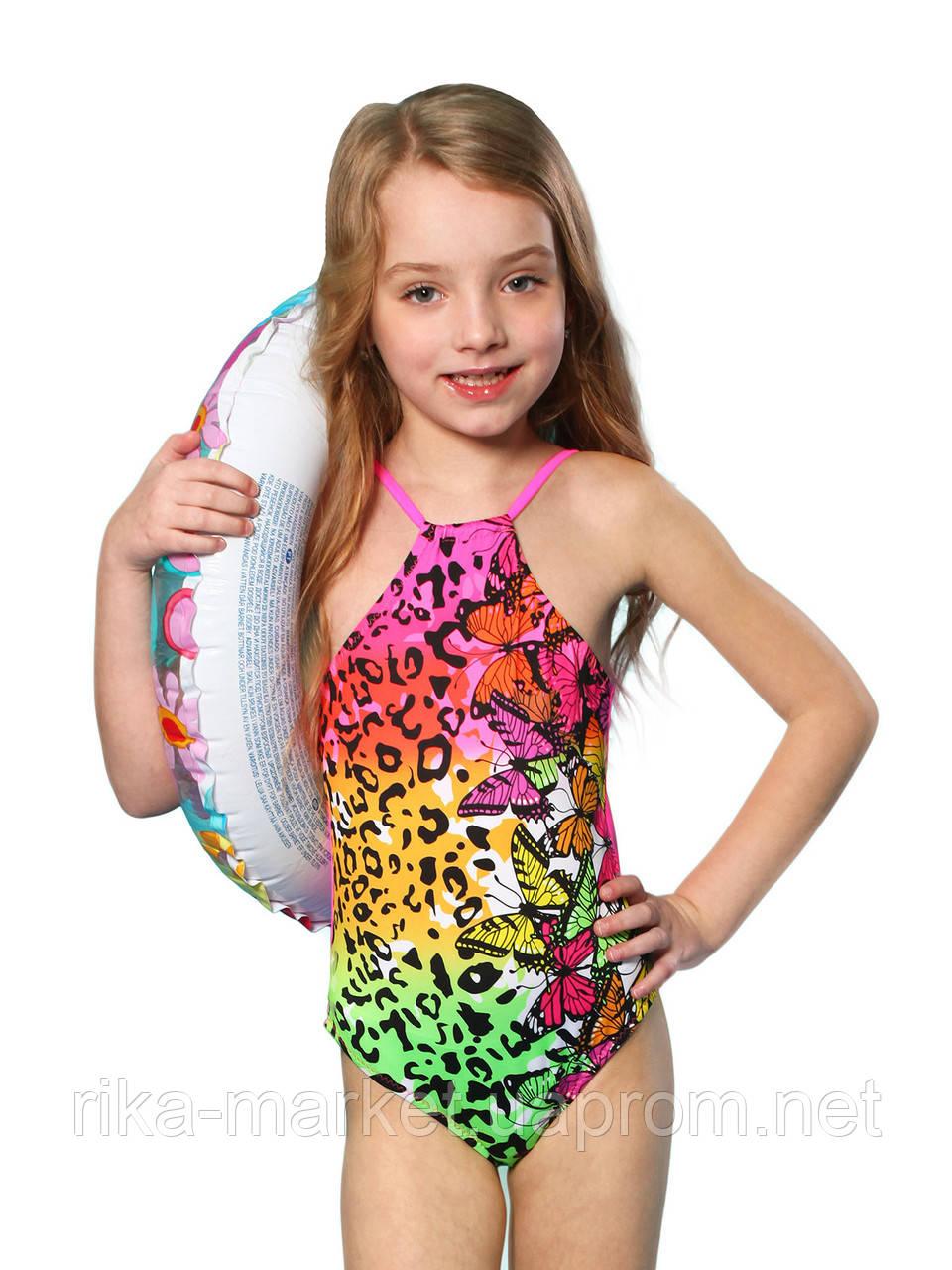 Сдельный купальник для девочки Keyzi, от 7 до 11 лет, Colorful 20