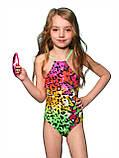 Сдельный купальник для девочки Keyzi, от 7 до 11 лет, Colorful 20, фото 4