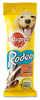 Палочки с Говядиной 70 г (4 шт) Премиум. Pedigree Rodeo Педигри Родео