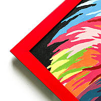 Багетная рамка для картины 40х50 см BrushMe 2216-58