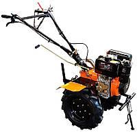 Культиватор дизельный 9 л.с. оранжевый Forte 1350 (81304)