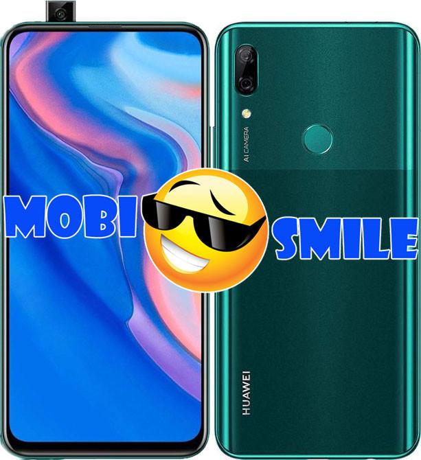 Смартфон Huawei P Smart Z 4/64GB Emerald Green UA-UCRF ОРИГИНАЛ Гарантия 12 месяцев