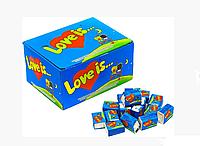 Love is Лове из Банан-Клубника 100 шт жевательная резинка, фото 1