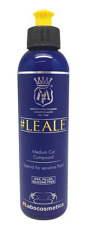 Labocosmetica Leale среднеабразивная полировальная паста, фото 2