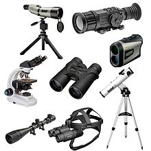 Оптические приборы, наблюдательная оптика