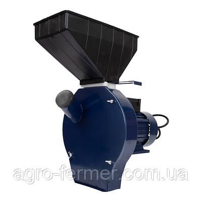 Кормоизмельчитель ДТЗ КР-02ТА (зерно + початки кукурузы, производительность 200 кг/ч)