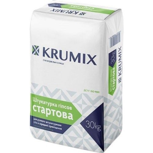 Штукатурка Krumix KM Start 30кг